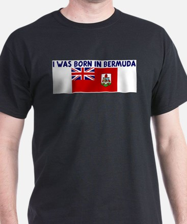 Cute Flag of bermuda T-Shirt