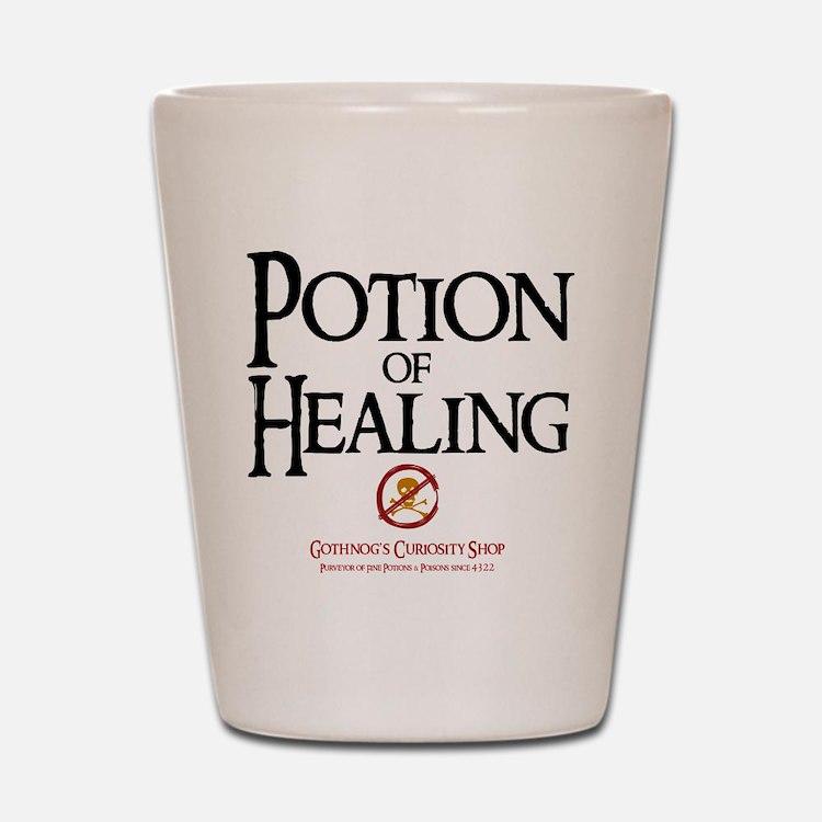 Potion of Healing - Shot Glass