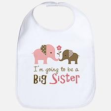Cute Big sister Bib