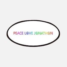 Peace Love Jonathon Patch