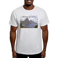Unique Saint lucia T-Shirt