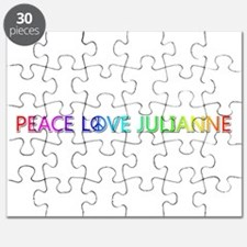 Peace Love Julianne Puzzle