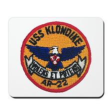 USS KLONDIKE Mousepad