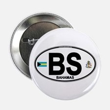 """bahamas-oval.png 2.25"""" Button"""