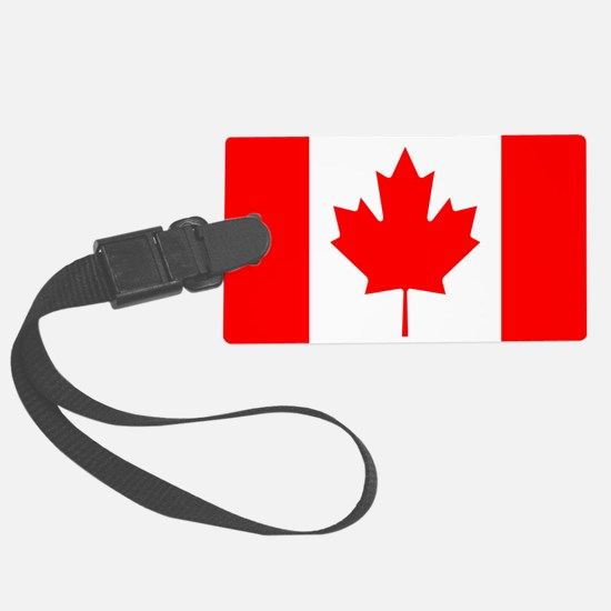 canada-flag.png Luggage Tag