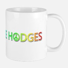 Peace Love Hodges Mugs