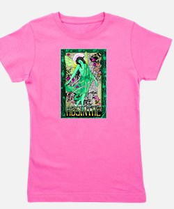 Cute Absinthe Girl's Tee