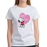 Peanuts valentines day Tops