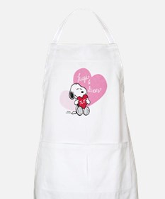 Snoopy - Hugs and Kisses Apron