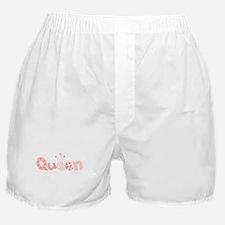 Queen Pastel Boxer Shorts