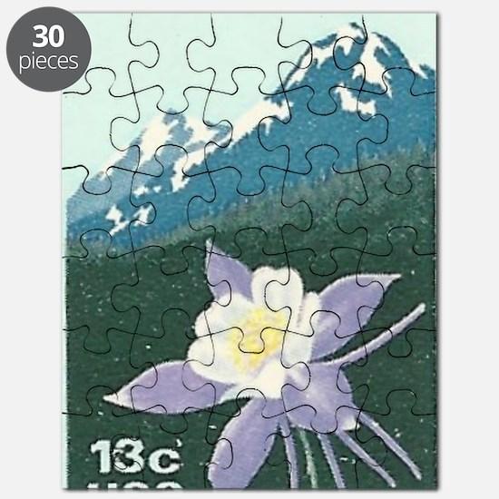 Unique Rocky mountains Puzzle