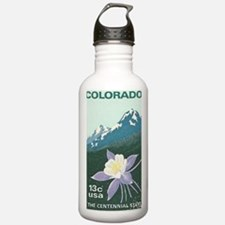 Funny Denver Water Bottle