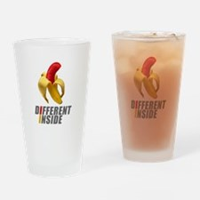 Different Inside Drinking Glass
