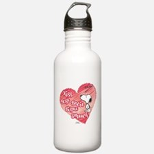 Snoopy - Kisses Water Bottle