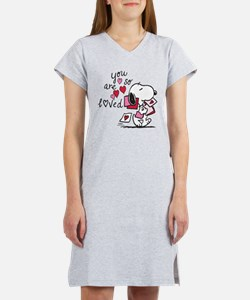 Snoopy - You Are So Loved Women's Nightshirt