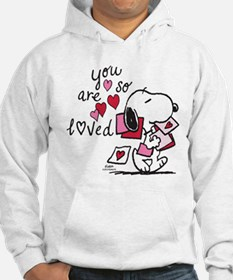 Snoopy - You Are So Loved Hoodie