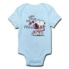 Snoopy - You Are So Loved Infant Bodysuit