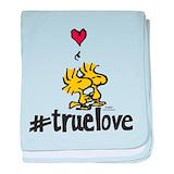 Peanuts valentines day Blanket