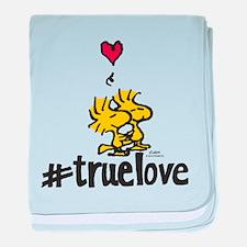 Woodstock - TrueLove baby blanket