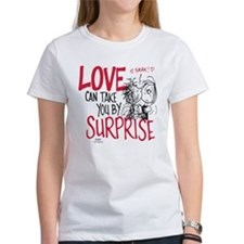 Peanuts - Surprise Love Tee