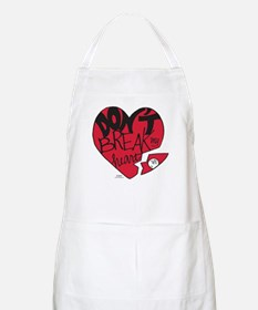 Charlie Brown - Don't Break My Heart Apron