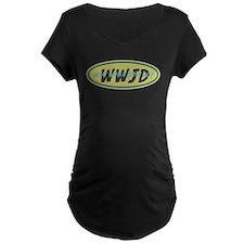 Retro WWJD T-Shirt