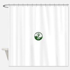 Unique Tree roots Shower Curtain