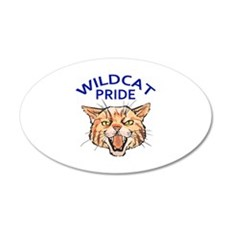 Wildcat Pride Wall Decal