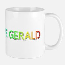 Peace Love Gerald Mugs