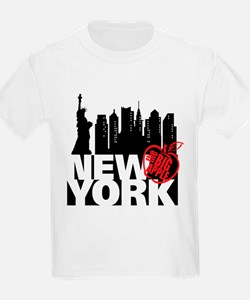 Unique New york T-Shirt