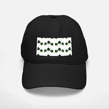 st patricks day shamrocks Baseball Hat