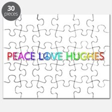 Peace Love Hughes Puzzle