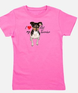 Funny Jack russels Girl's Tee
