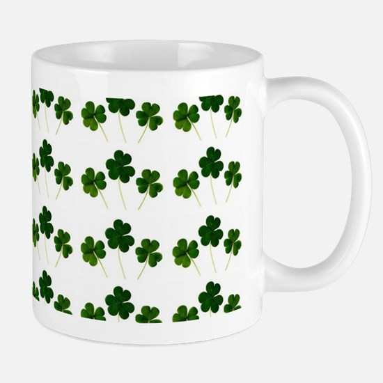 st patricks day shamrocks Mugs
