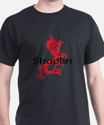 Cute Red dragon asian T-Shirt