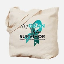my gran is a survivor- support cervical cancer awa