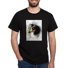 Cute Shetland sheepdog T-Shirt