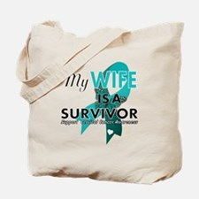 my wife is a survivor- support cervical cancer awa