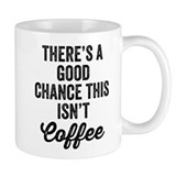 Funny work Small Mugs (11 oz)
