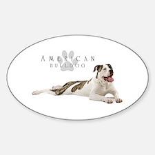 American Bulldog Decal