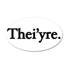 Thei'yre Wall Decal