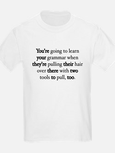 Correct Grammar T-Shirt