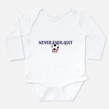Unique Cup Long Sleeve Infant Bodysuit