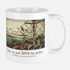 """We Just Love Tea Parties"" Mug"