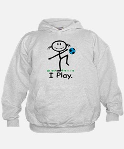 Unique Soccer ball Hoodie
