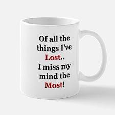 Miss My Mind Mugs