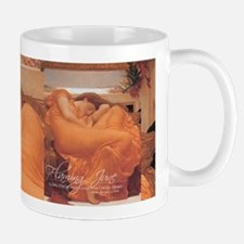 Flaming June cup 2 Mugs