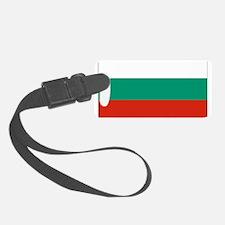 bulgaria-flag.png Luggage Tag