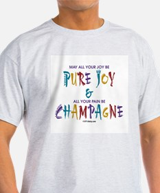Unique Champagne T-Shirt