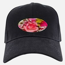 Rose Bouquet Baseball Hat